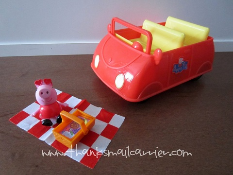 Peppa Pig Picnic Adventure Car review
