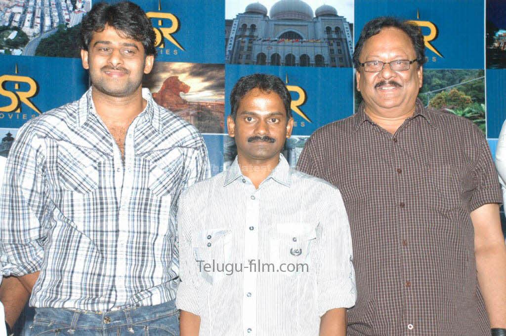 Prabhas Raju Uppalapati Family