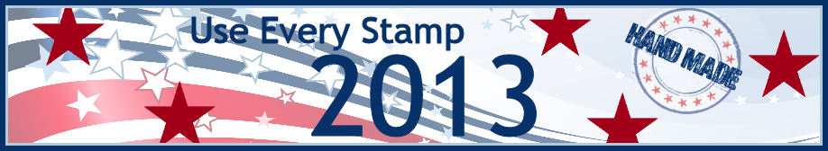 Use Every Stamp 2013