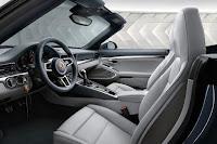Porsche 911 Carrera Cabriolet (2016) Interior