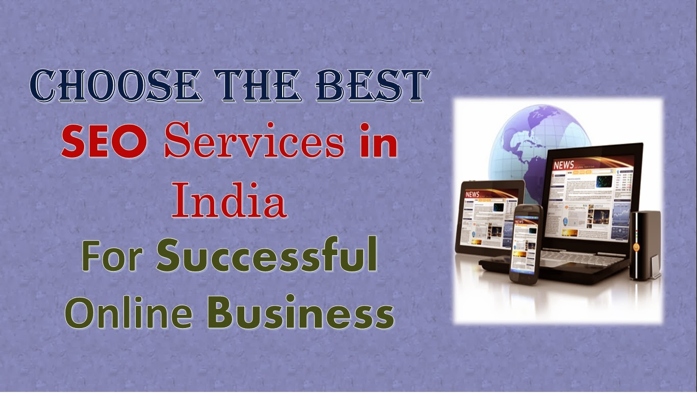 Best SEO Services in India for Successful Online Business