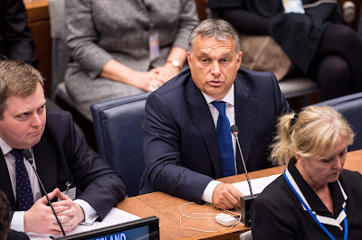 ENSZ, migráció, menekültválság, Orbán Viktor, Európa, menekült-kvótarendszer, ENSZ-közgyűlés,