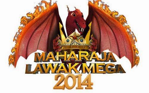 Maharaja Lawak Mega 2014 Astro Warna Bermula 31 Oktober 2014