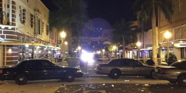 Fatal shooting at Florida Zombie-themed festival