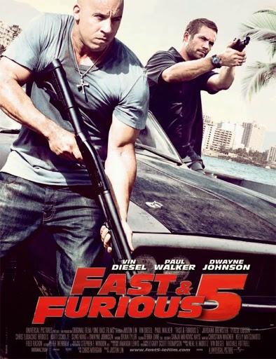 Rapidos y Furiosos 5 (2011)