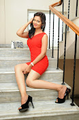 Aswini photo shoot in Red-thumbnail-14