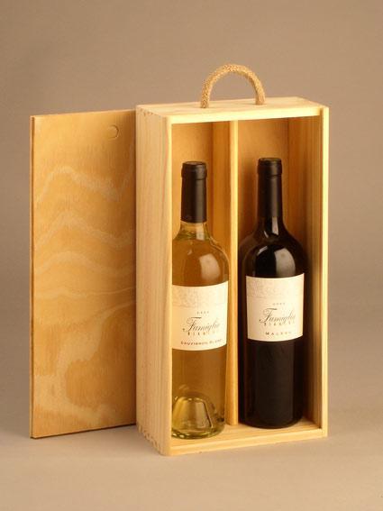 Alaprestatgeria aprovecha las cajas de madera del vino - Cajas de madera para botellas ...