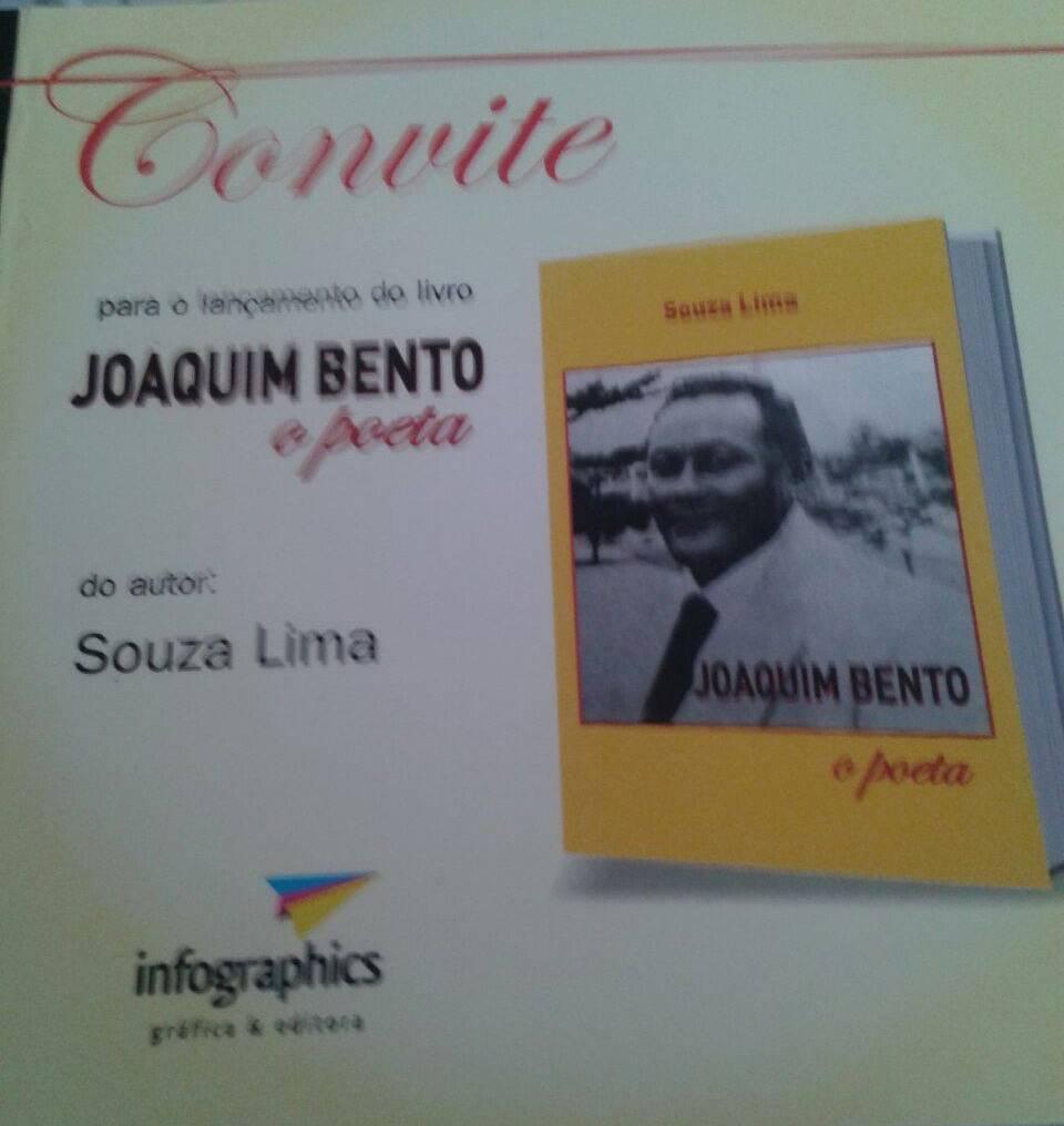 """""""Joaquim Bento o poeta"""
