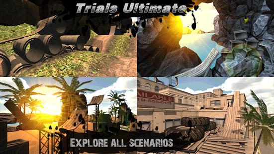 Trials Ultimate HD Apk Data