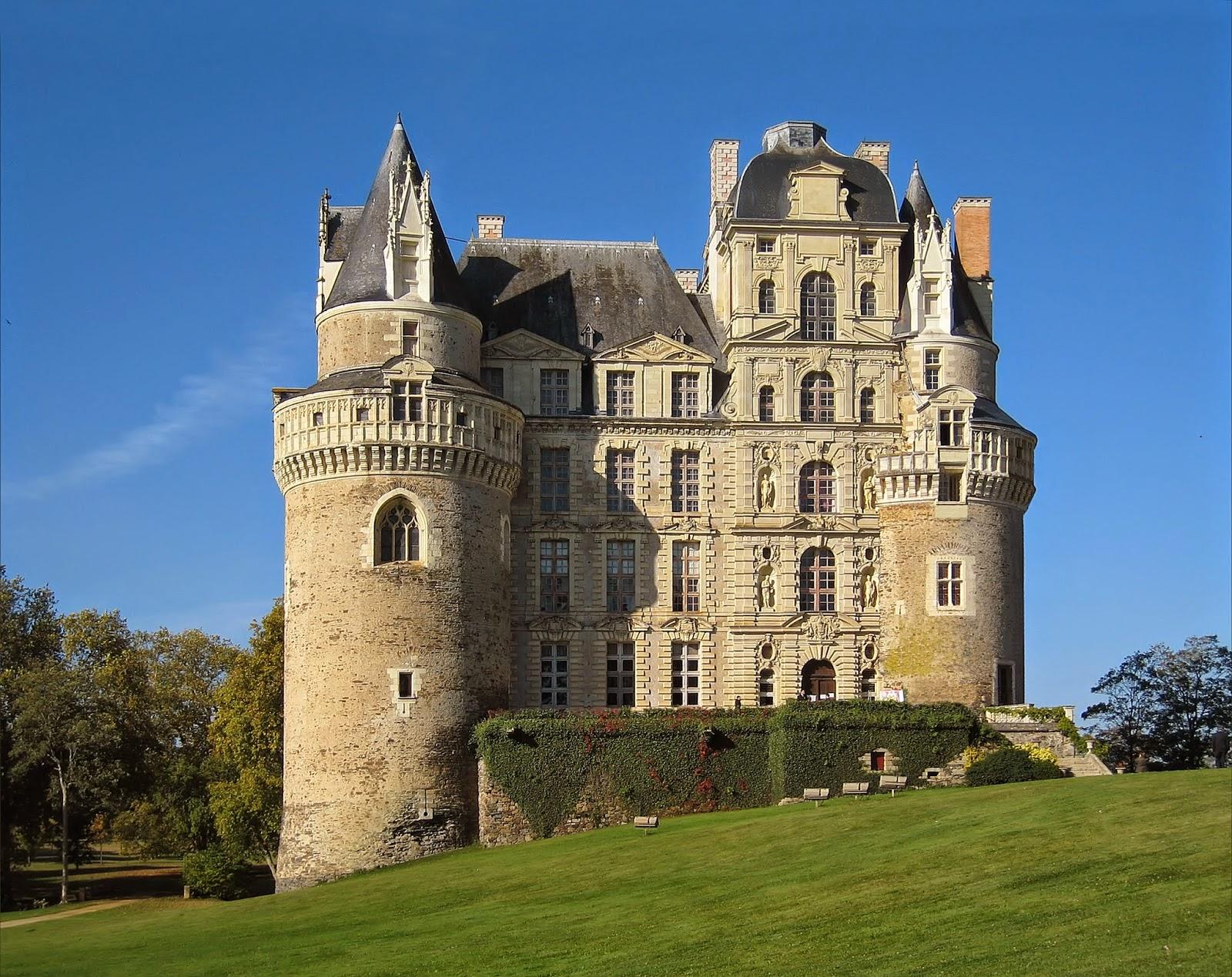 Замък Франция
