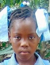 Veronika - Haiti (HA-733), Age 8