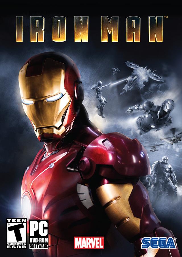descargar Iron Man 1 juego pc voces y textos en español