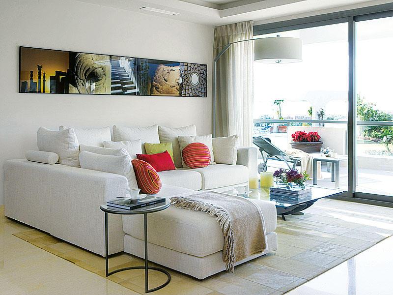 Decorar casa decorar con mucho estilo - Salon comedor con estilo ...