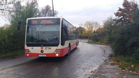 16-latek postuluje o zmianę trasy linii 189