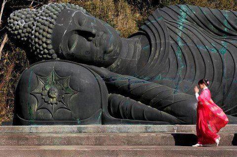 God Gautam Buddha