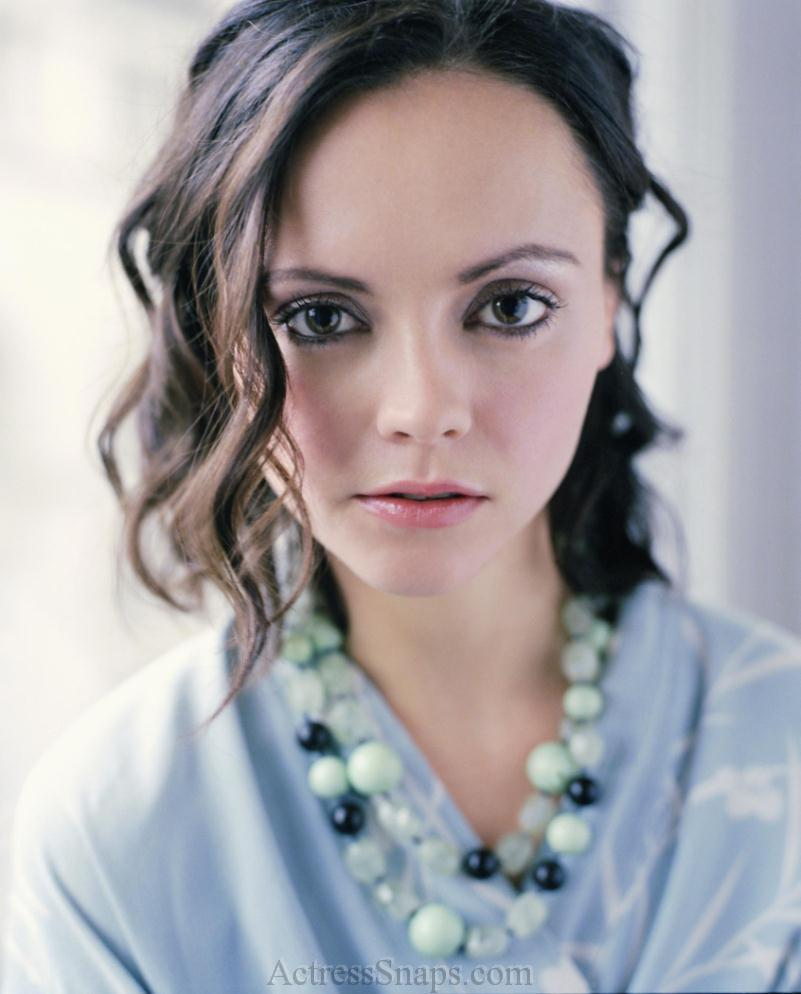 This spotlight is on Christina Ricci, who is an actress that I have loved ...