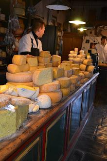 Epoca de quesos, Tandil, Argentina.