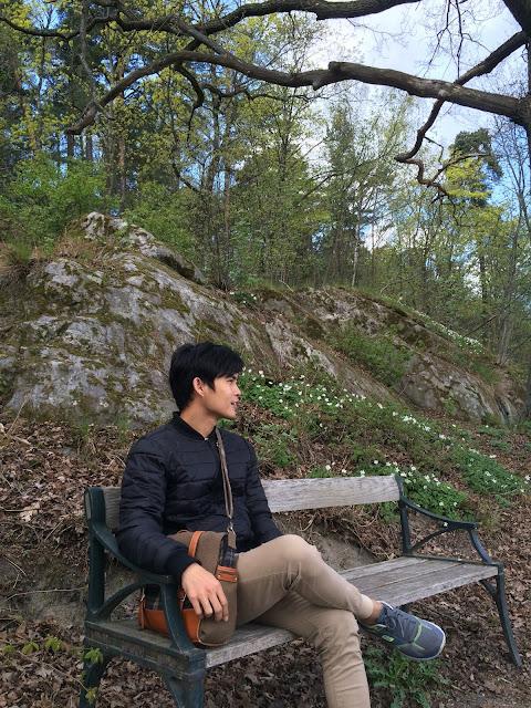 wisata, traveling, Haga Parken, Stockholm, Swedia