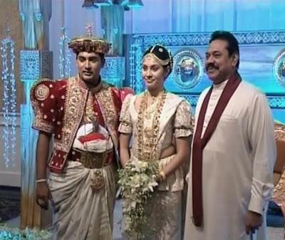 Udaya Sri Gamage Wedding Photos King Cobra Vs Black