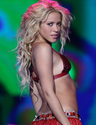 Shakira Hot Photo
