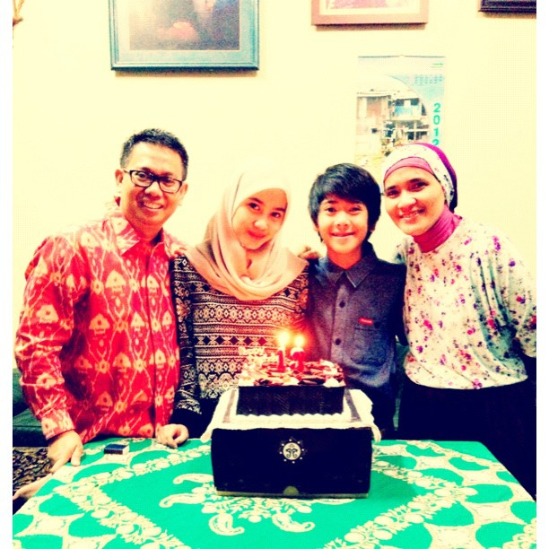 'N' All About Coboy Junior :): BIRTHDAY IQBAAL CJR =)
