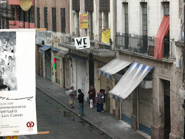 Carteles: WC (México 2008)