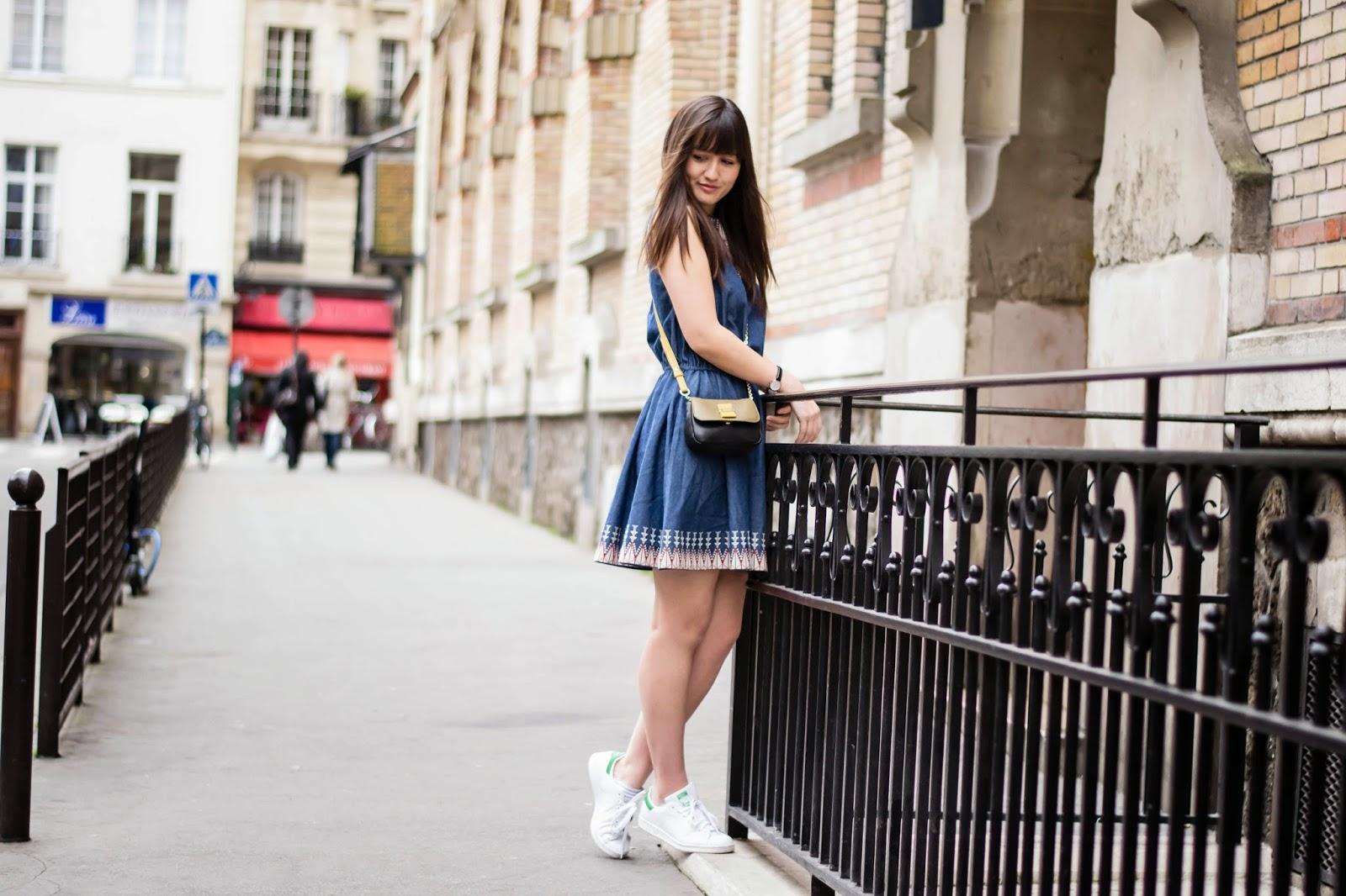 blogger in paris