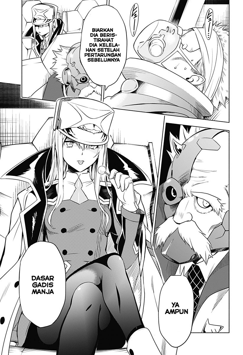 Darling in the FranXX Chapter 01-7