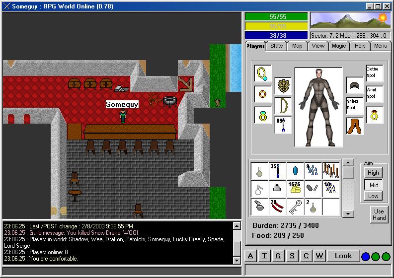 Игра старая онлайн