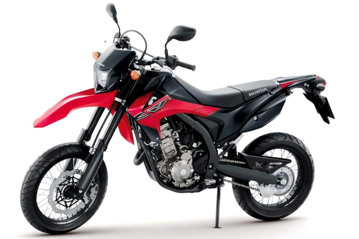 Honda CRF250M. Majalah Otomotif Online