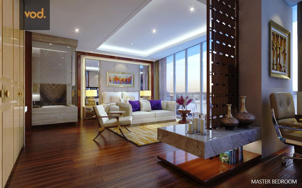 Apartment Interior Design Jakarta virgooktaviano: luxury apartment - the windsor jakartavod