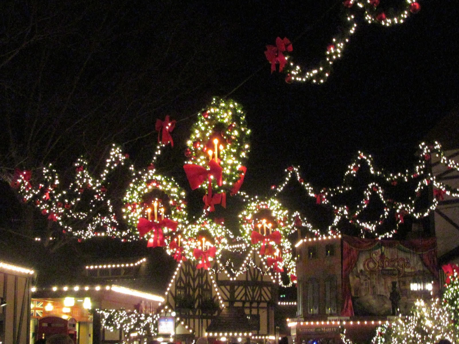 There is Still Time to Visit Busch Gardens' Christmas Town in ...