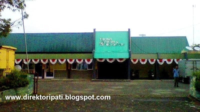Kurnia Hotel & Restaurant, Hotel dan Restoran Dekat Alun-Alun Pati