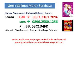 Info Harga dan pemesanan Selimut