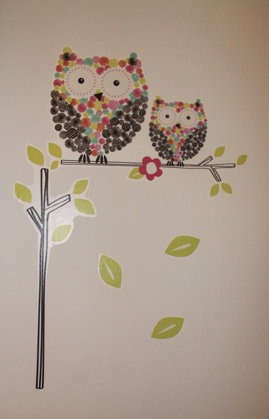 RoomMates Wanddeko - frischer Wind für unser Kinderzimmer + die ...
