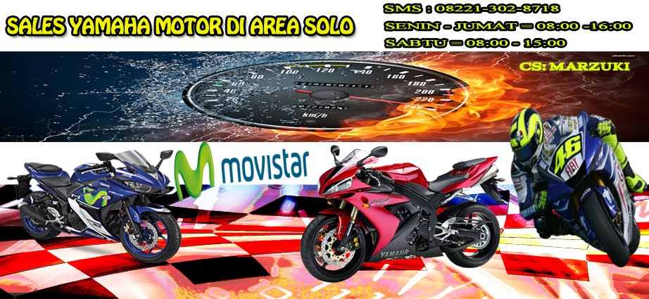 Dealer Resmi Yamaha Di Sekitar Solo