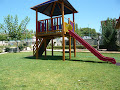 Pano Kivides village playground, Agios Efstathios ...