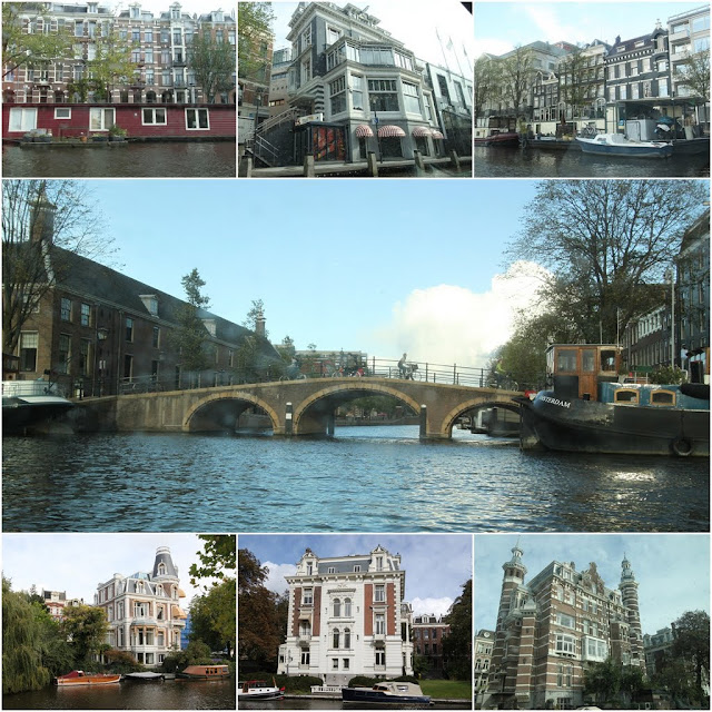 More photos of my experience on the water cruise along the canals of Amsterdam, Netherlands