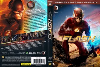 THE FLASH - SEGUNDA TEMPORADA COMPLETA