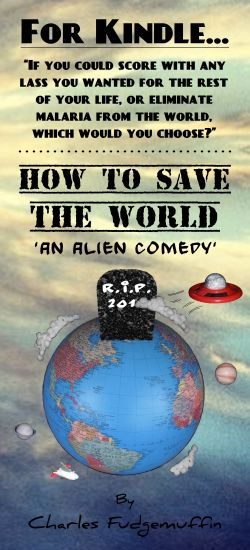 Geordie Alien Comedy ebook for Kindle on amazon.co.uk: