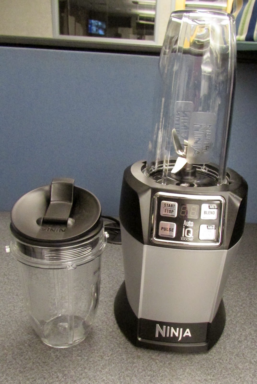 ninja professional blender instructions