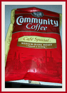 communicty coffee sample pack