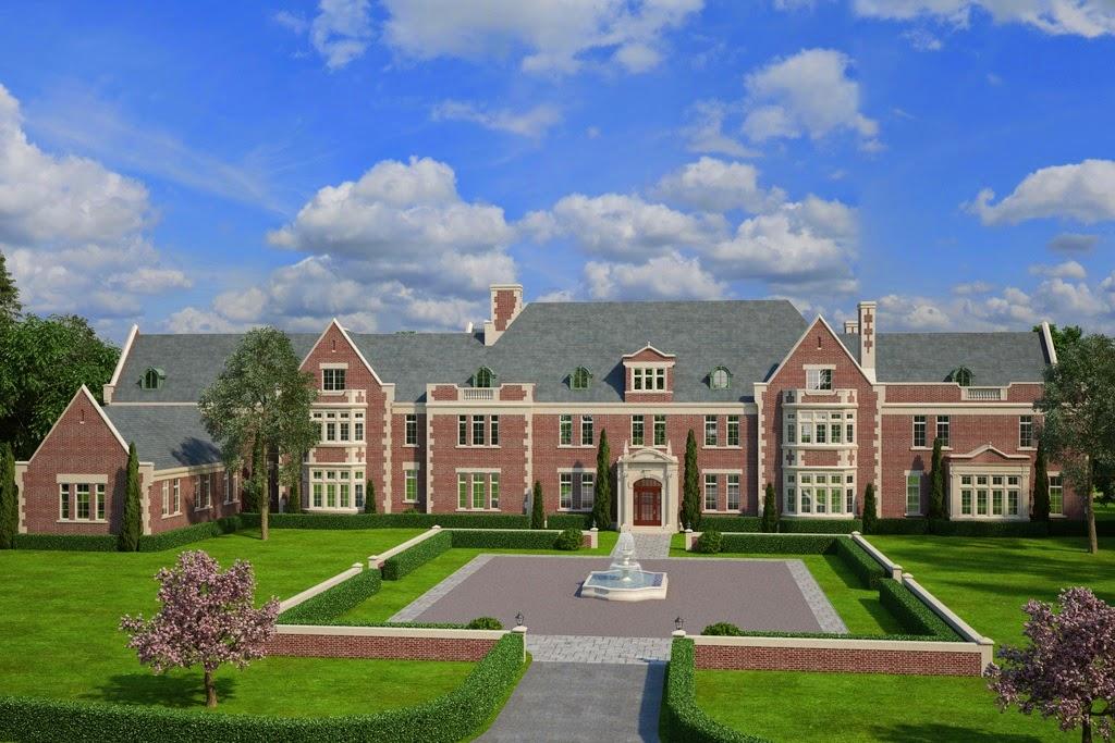 Homes Mansions Large Mansion For Sale in Mount Kisco