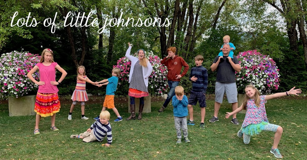 lots of little johnsons
