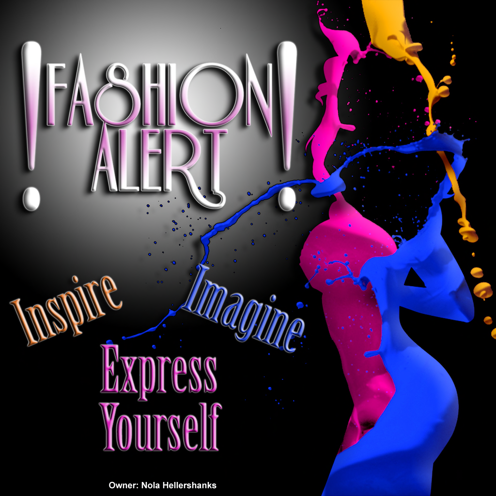 Join Fashion Alert Inworld
