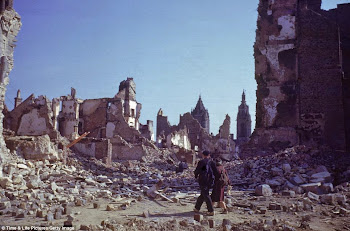 New Photos of Devastation Allies Wrought on NW France After D-Day