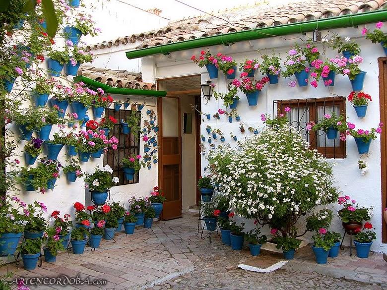 El patio de carmela en c rdoba ser museo - Plantas para patio ...