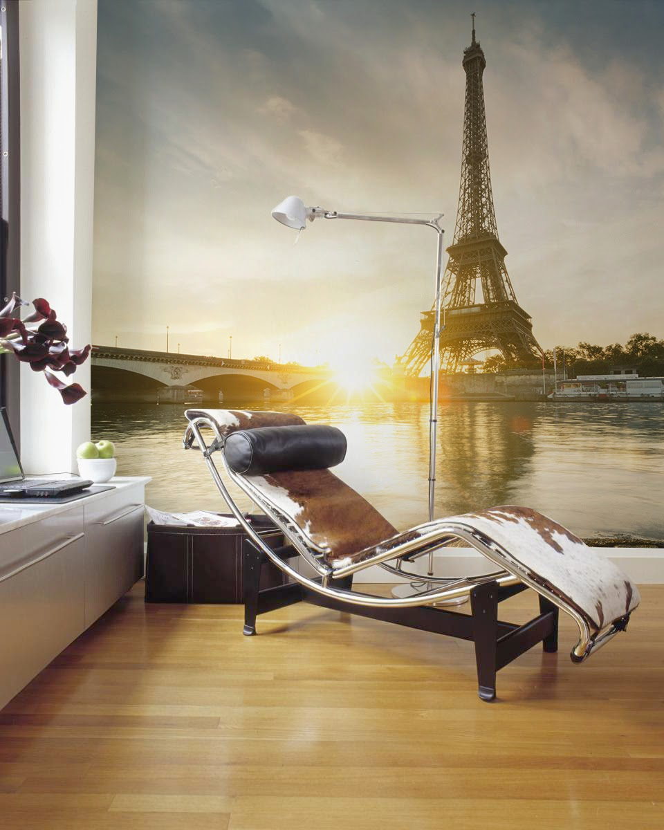 Eiffel Tower - Wall Mural by PIXERS