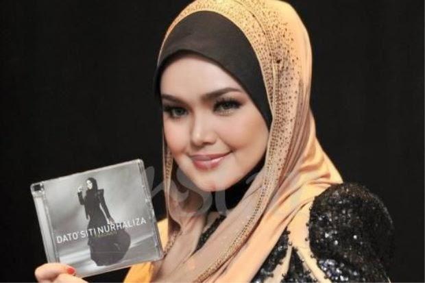 Perasaan Sukar Siti Nurhaliza Jaga Datuk K Dikongsi Dalam Lagu