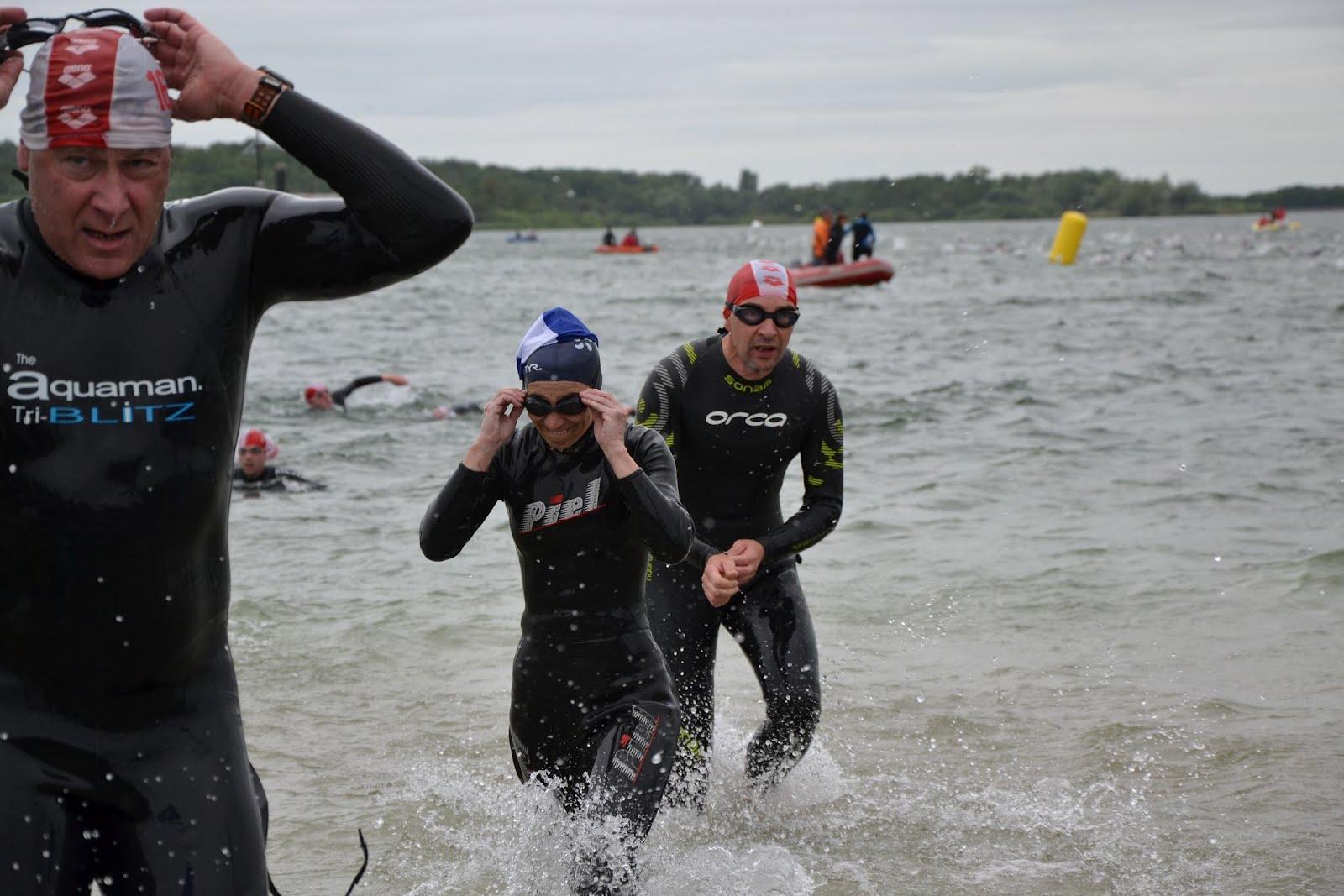 Mennecy Triathlon Se Faire Plaisir Lac Du Der 24 06 2012 Tri Vitry Le Francois Dcouverte Et Courte Distance Juin